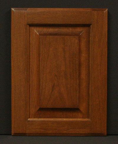 Cinnamon Cherry Wood Standard R/P Square Door & Custom Cabinets \u0026 Countertops of Huntsville